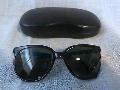 Vintage Ray-Ban Cats Sunglasses Nylon France Brevete S.G.D.G. w/ Case
