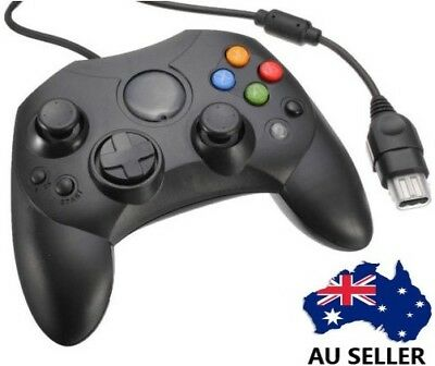 Wired Shock Gamepad Game Controller Joypad For Microsoft Original XBOX Aus Sell