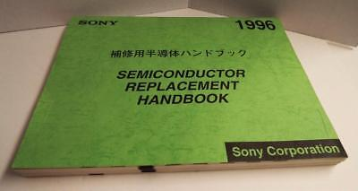 Sony Semiconductor Replacement Handbook 1996 ~ 96A2381-1