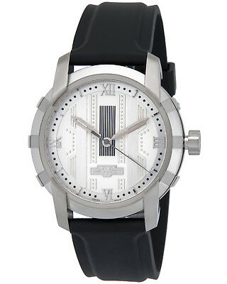 DeWitt Glorious Knight Stainless Steel White Automatic Men's Watch FTV.HMS.002