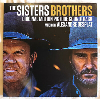 The Sisters Brothers FYC Score by Alexandre Desplat
