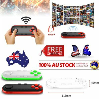 Mini Bluetooth Gamepad Game Joystick Controller for iOS/Android/PC 3D VR BoxNEW