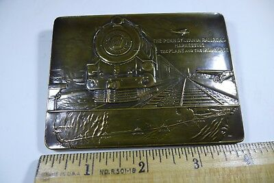 Transcontinental Air Transport - 1929 First Day Plaque