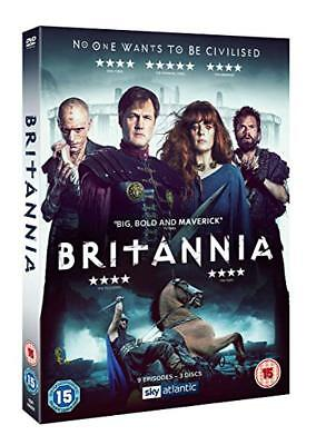 Britannia complete Season 1 series first one dvd new sealed + FREE TRACKING