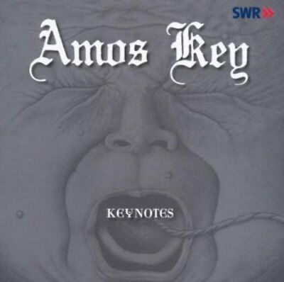 AMOS KEY - Keynotes -  The lost Tapes SWF Session 1973 - CD Longhair