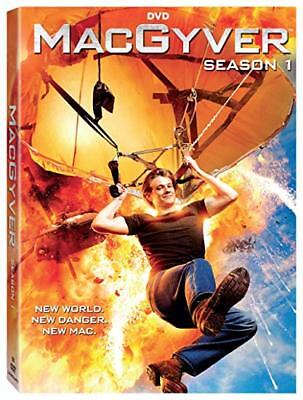 MacGyver complete Season 1 series first one dvd new sealed + FREE TRACKING