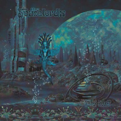 SPACELORDS, THE - Water Planet - CD Space Temple