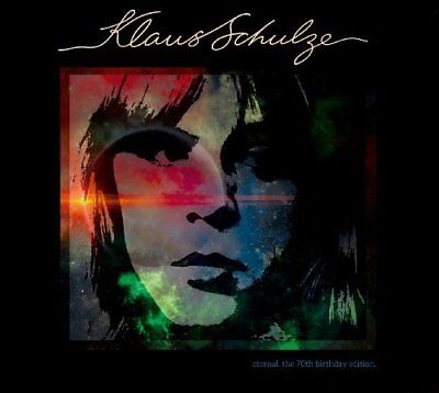 SCHULZE, KLAUS - Eternal – The 70th Birthday Edition - 2 CD MadeInGermany