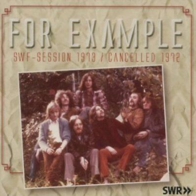 FOR EXAMPLE - SWF session 1973 / Cancelled 1972 - CD Longhair