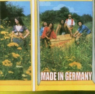 MADE IN GERMANY - Made In Germany - LP 1971 Krautrock Longhair