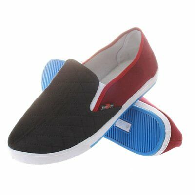 3X(Homme Casual Mocassins Respirant Chaussons Chaussures Decontracte Enfile Y6C7