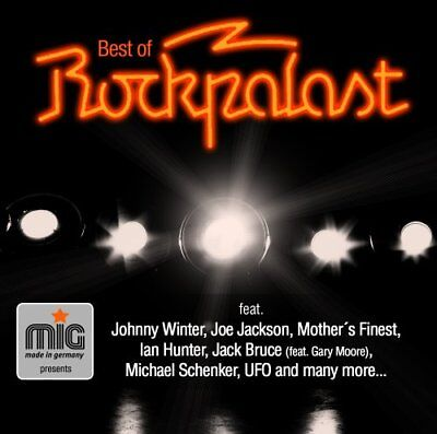 VARIOUS - Best Of Rockpalast - 2 CD MadeInGermany