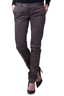 MAURO GRIFONI Tailored Trousers Size IT 44 / M Stretch Made in Italy RRP €209