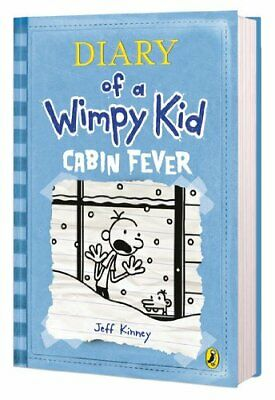 Diary of a Wimpy Kid: Cabin Fever, RRP £12.99