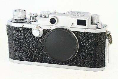 """Canon IIS2 rangefinder camera with Leica LTM39 """"MINT-"""" From Japan#2129"""