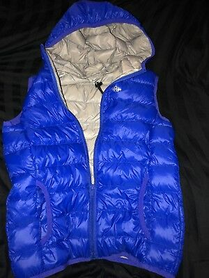 5dbcd1692b26 WANTDO BOY S AND Girl s Packable Puffer Down Vest Hooded Lightweight ...
