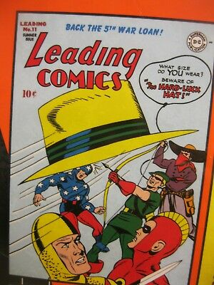 """*NOS + SEALED!* DC Archive Editions """"THE SEVEN SOLDIERS OF VICTORY"""" Volume 3!"""