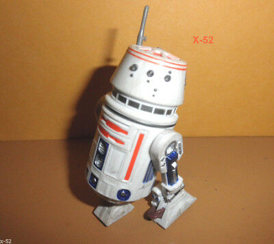 STAR WARS VINTAGE exclusive R5-D4 action figure DROID toy aka RED r2-d2 clicking