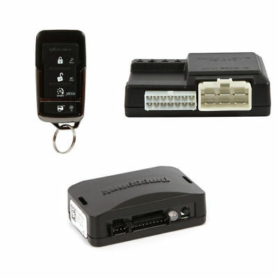 New! Excalibur RS-375-3D Remote Start Vehicle Security System w/ 4 Button Remote