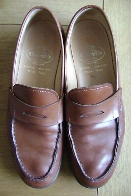 Churches Loafers size 8. 1/2