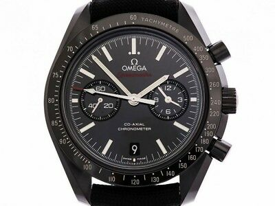 Omega Speedmaster Moonwatch Dark Side of the Moon Chronograph Ref.311.92