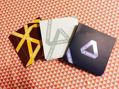 Seventeen 6th mini album You made my dawn each version separated item