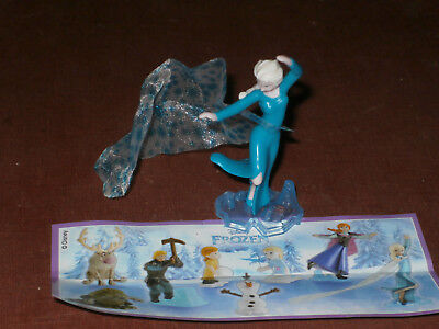KINDER SURPRISE - Frozen (La Reine des Neiges) / Elsa (sans papier)