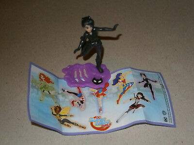 KINDER SURPRISE - DC Super Hero Girls : Catwoman