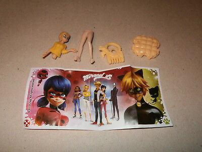KINDER SURPRISE - Miraculous : Tales of Ladybug & Chat Noir / EN304
