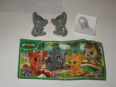KINDER SURPRISE - Natoons / Loup SE208