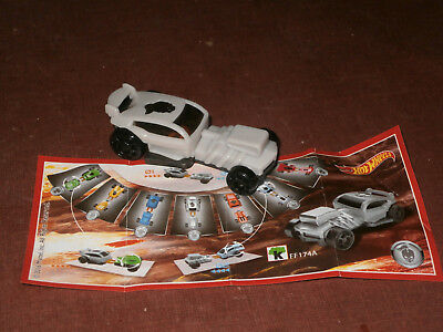 KINDER SURPRISE - Hot wheels / FF174A