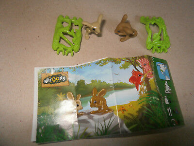 KINDER SURPRISE - Natoons / gerbilles EN127