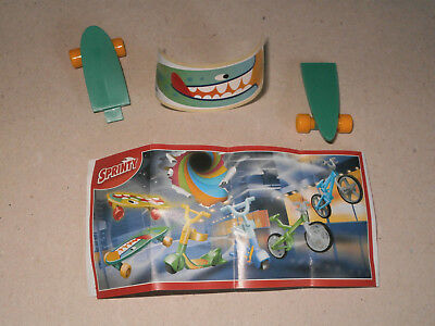 KINDER SURPRISE - Sprinty / skate board FS069A