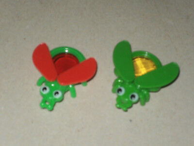 KINDER SURPRISE - lot 2 insectes (sans papier)