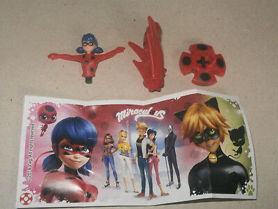 KINDER SURPRISE - Miraculous : Tales of Ladybug & Chat Noir / EN308
