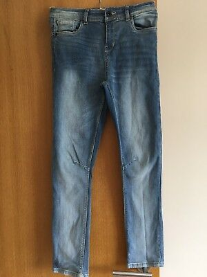 Ripstop Age 13 Skinny Stretch Jeans