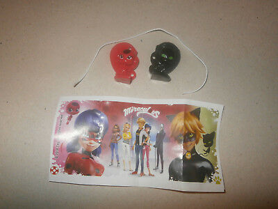 KINDER SURPRISE - Miraculous : Tales of Ladybug & Chat Noir / EN303