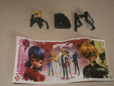 KINDER SURPRISE - Miraculous : Tales of Ladybug & Chat Noir / EN307