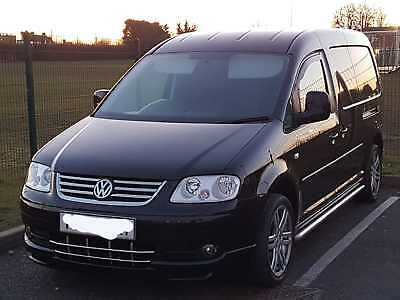 "VW CADDY SPORTLINE LWB140bhp LIMITED EDITION 2009 ""POSS PX FOR MINI COOPER S"""