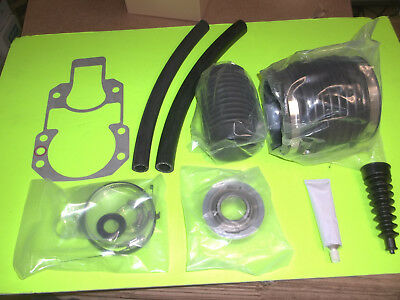 Transom Repair Kit Mercruiser Alpha One Gen 1 Gimbal Bearing BELLOWS ADHESIVE
