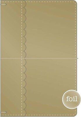 "Gold - Doodlebug Travel Planner 4.25""X8.25"""