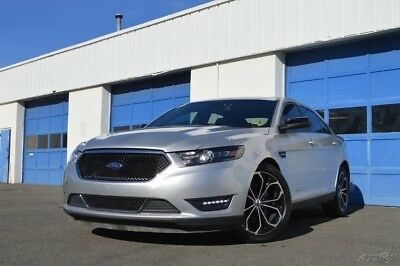 2017 Ford Taurus SHO Leather Interior Heated & Cooled Seats & Steering Cruise Sync Bluetooth Rear Cam