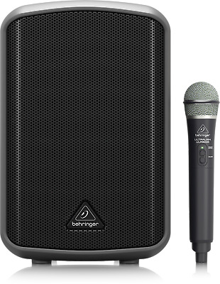 Behringer Europort MPA100BT 100W Speaker with Microphone