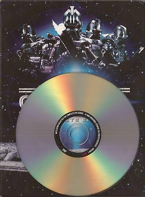 Battlestar Galactica The Complete Epic Series (DVD) Disc 5 Replacement Disc!