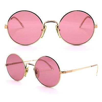 Occhiali Reporter Gold Filled Vintage Sunglasses New Old Stock 1970'S