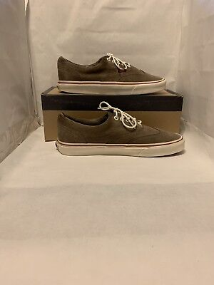 size 40 14e09 3f617 VANS CA (CALIFORNIA) Era Wingtip CA Walnut/Marshmallow Size 10 Used