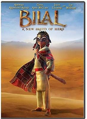 Bilal: A New Breed of Hero complete series dvd new sealed + FREE TRACKING