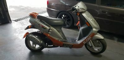 Scooter 100cc