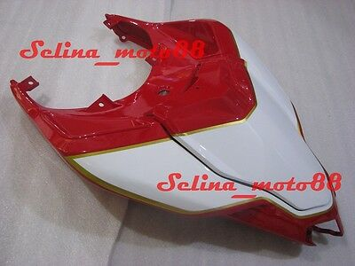 Rear Fairing Tail Plastic Fit For Ducati 2007-2011 2010 848 1098 1198 2009 2008