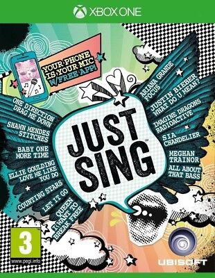 Just Sing Xbox one de Ubisoft